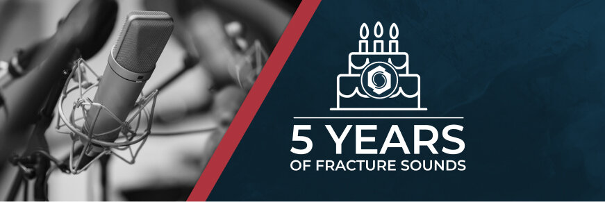 5 years of Fracture Sounds